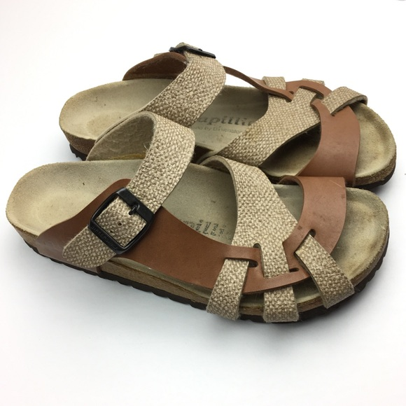 81e30aa19937 Birkenstock Papillio Sandals NWOT Size 6   37